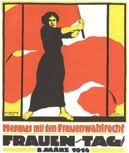 Vor hundert Jahren kämpften Frauen um das Wahlrecht
