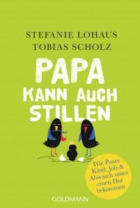 Papa kann auch stillen von Tobias Scholz
