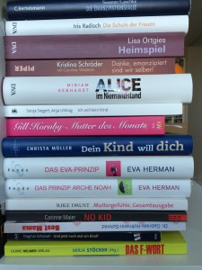 Bücherstapel 2 Susanne