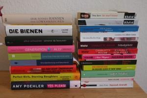 Katrin Bücherstapel