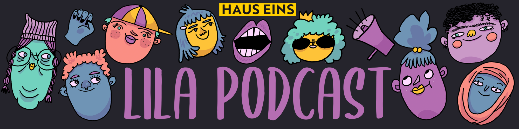 Der Lila Podcast